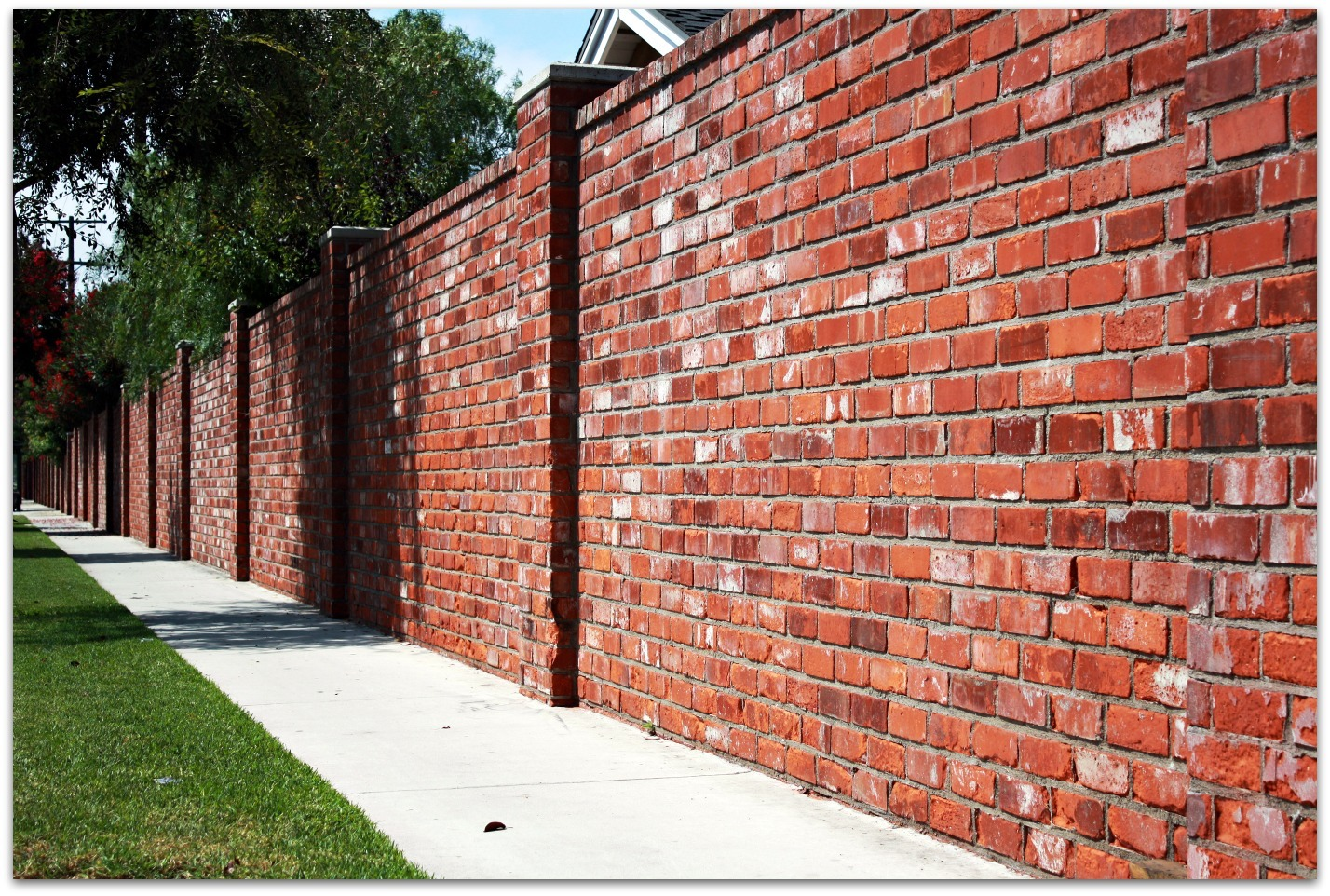 стена дома из кирпича картинки этом сама